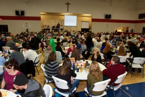 Trivia Night 2012: St. Mark Parish Center